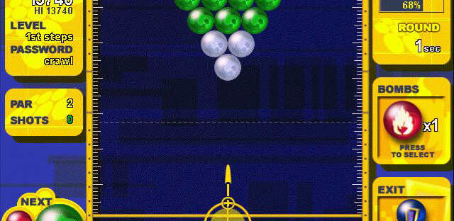 Bubble Shooter Photoplay Game